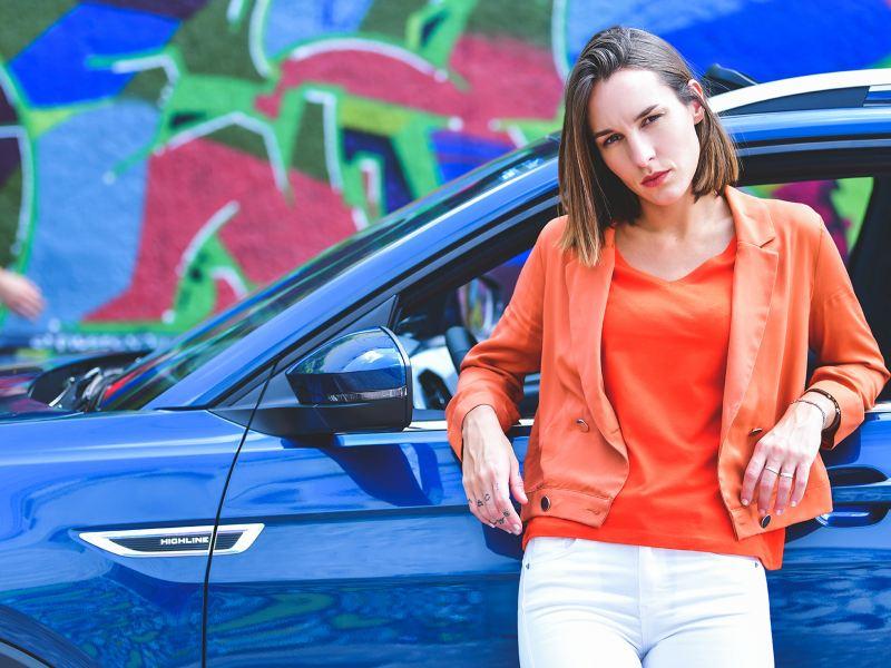 Ofertas en carros nuevos Volkswagen - Obtén un SUV T-Cross a precio increíble en marzo
