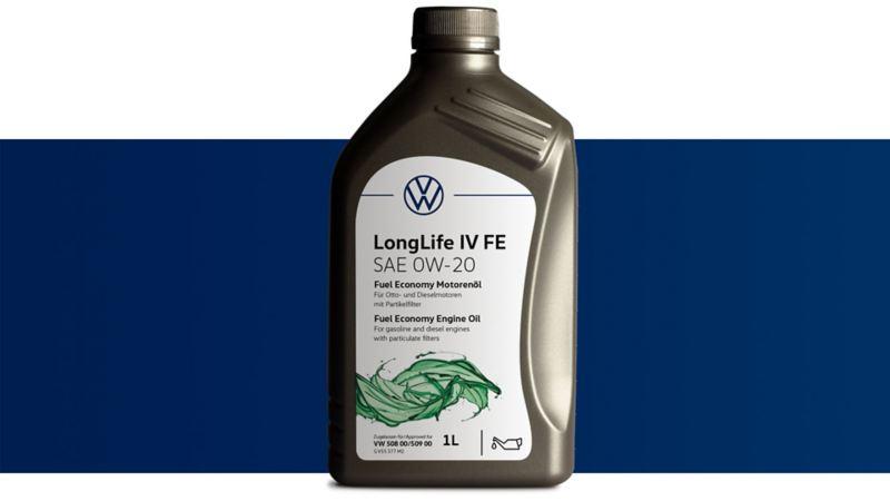 Olio motore Originale Volkswagen LongLife IV FE