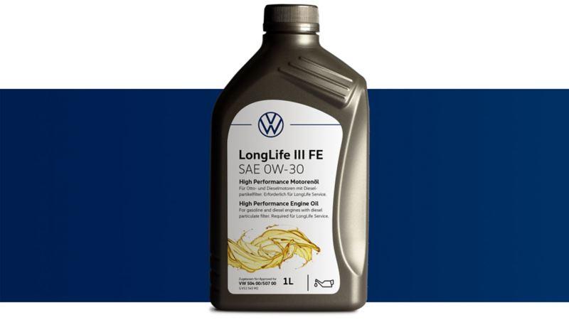 Olio motore Originale Volkswagen LongLife III FE