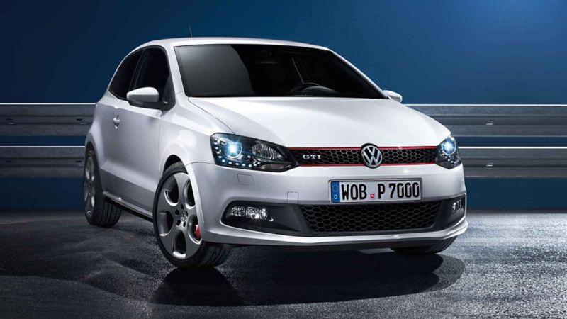 Frontale Volkswagen Polo 5 GTI - VW Service