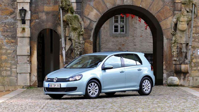 Una Volkswagen Golf 6 Bluemotion - VW Service