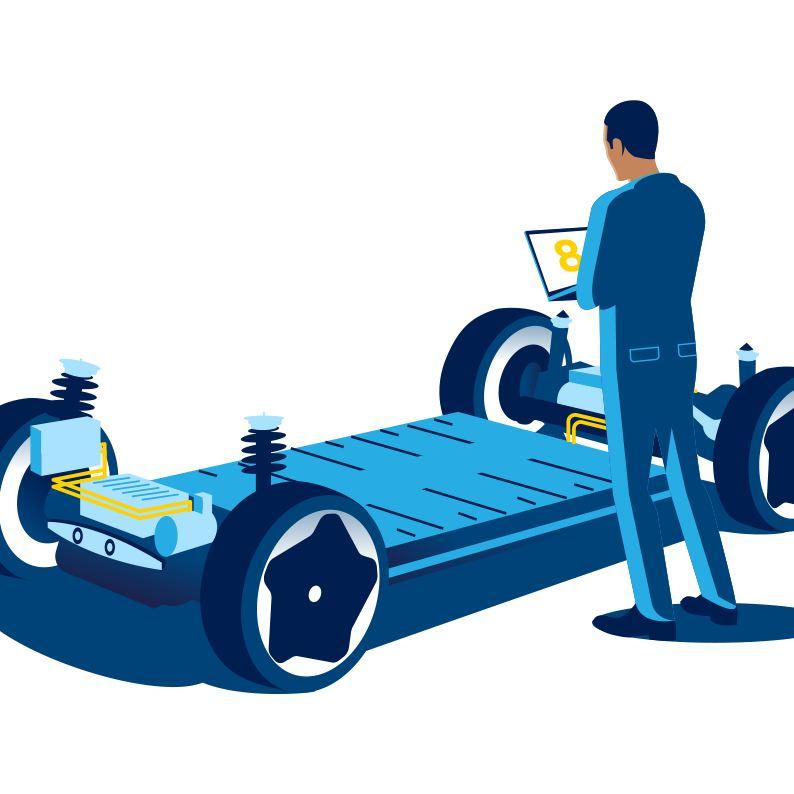 La plateforme automobile MEB
