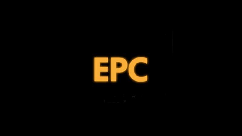 An EPC warning light on a dashboard