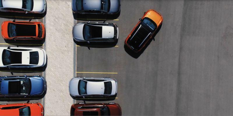 Sistema Park Assist 3.0 - Volkswagen