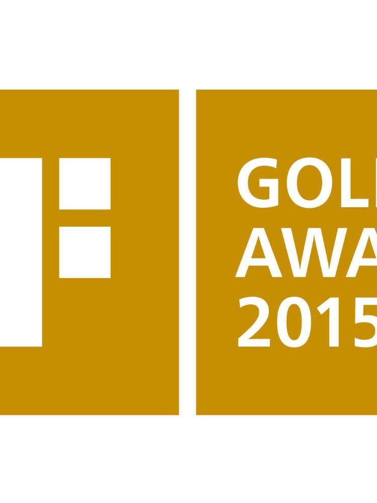 passat gold award 2015