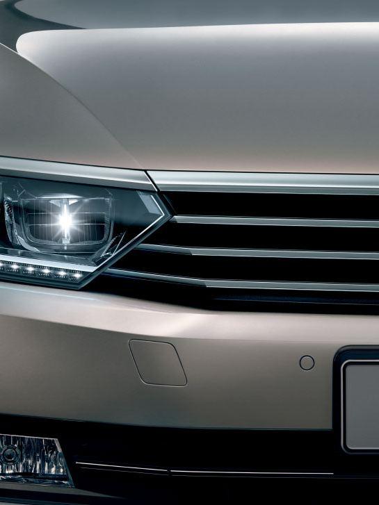 Passat headlights