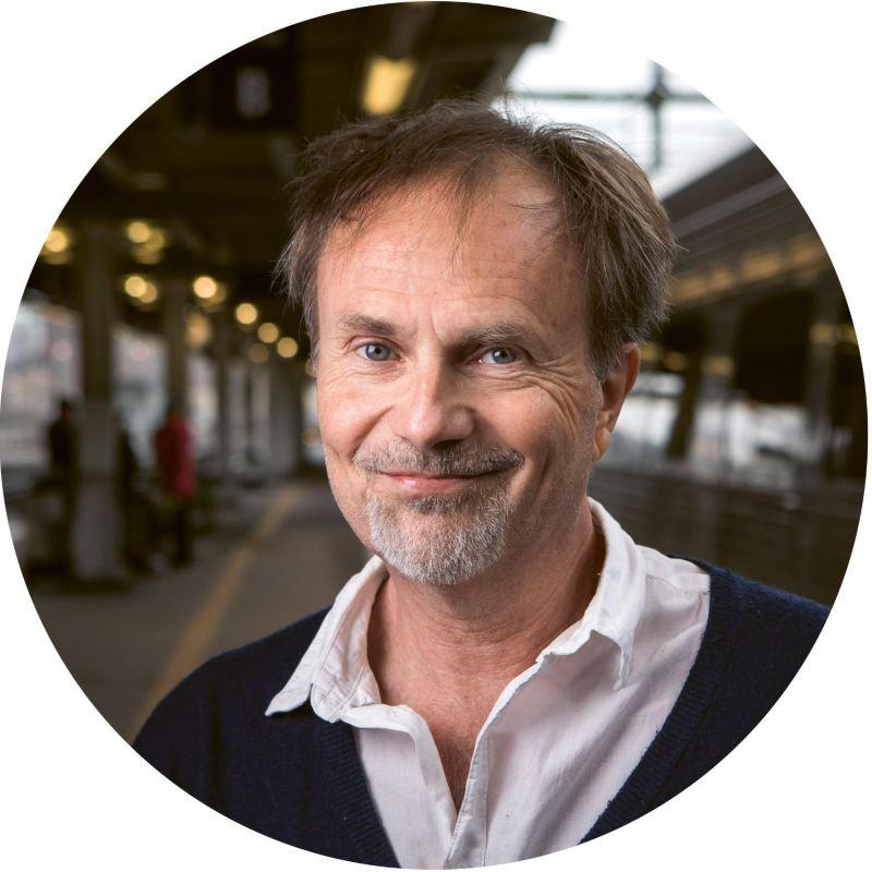 Per J Andersson. Foto Johan Marklund