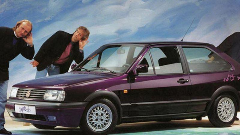 Polo Genesis de 1992 Volkswagen
