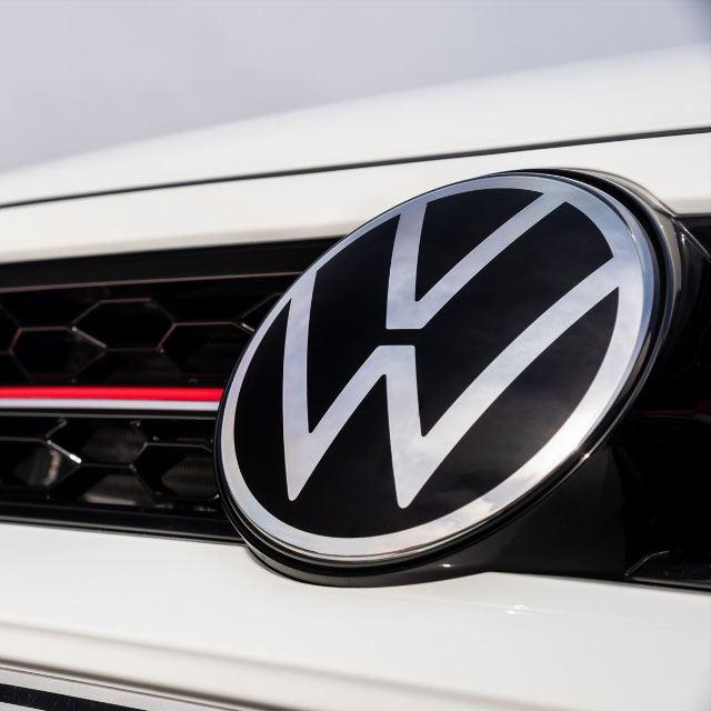 new vokswagen logo