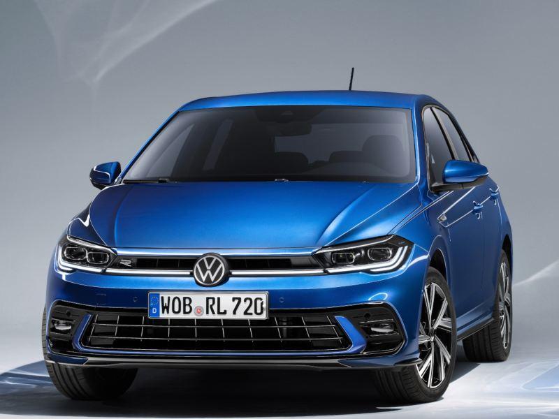 Imagen de la vuelta del Volkswagen Polo nuevo