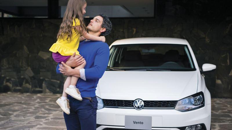 Vento 2020, sedán familiar a precio inigualable en las promociones Volkswagen en el mes de julio