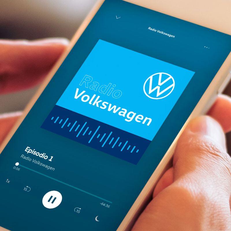 Radio Volkswagen - Podcast de VW México con tendencias, consejos disponible en Youtube y Spotify