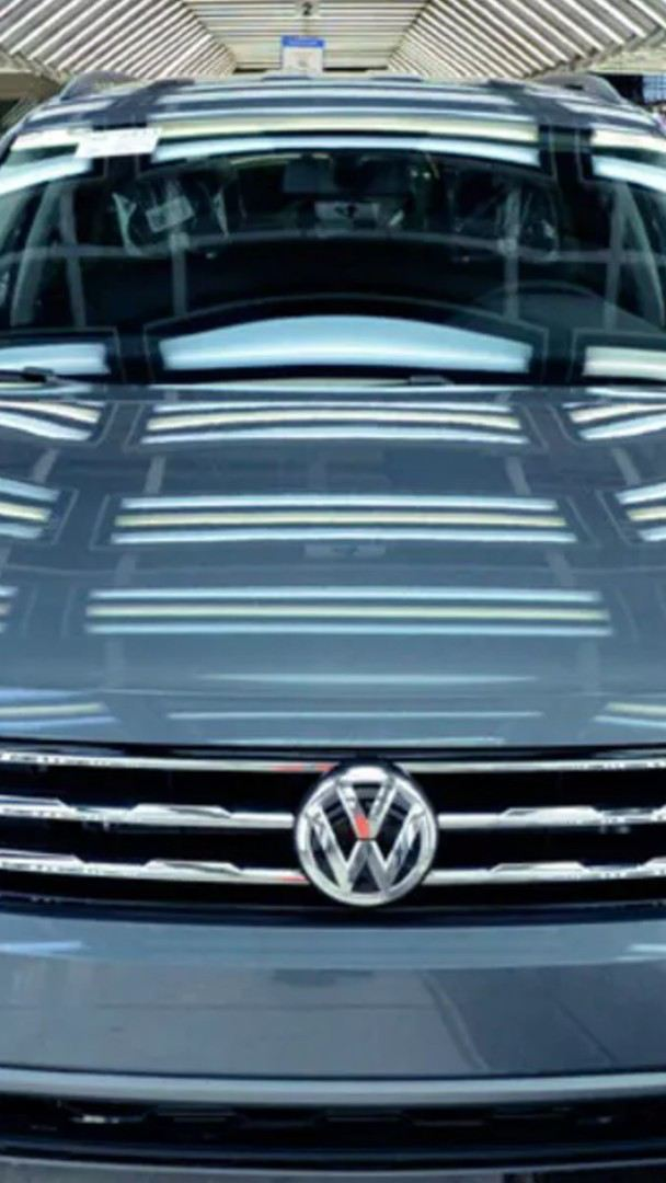 Reconocimiento a planta de Volkswagen por su eficiente producción de componentes para modelos de autos