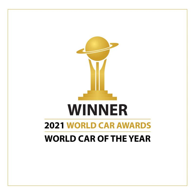 Logo world car awards 2021