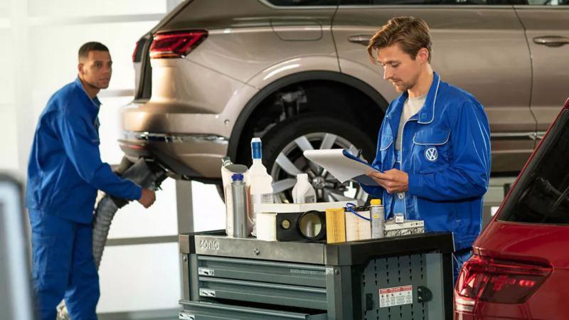 revision auto mantenimiento