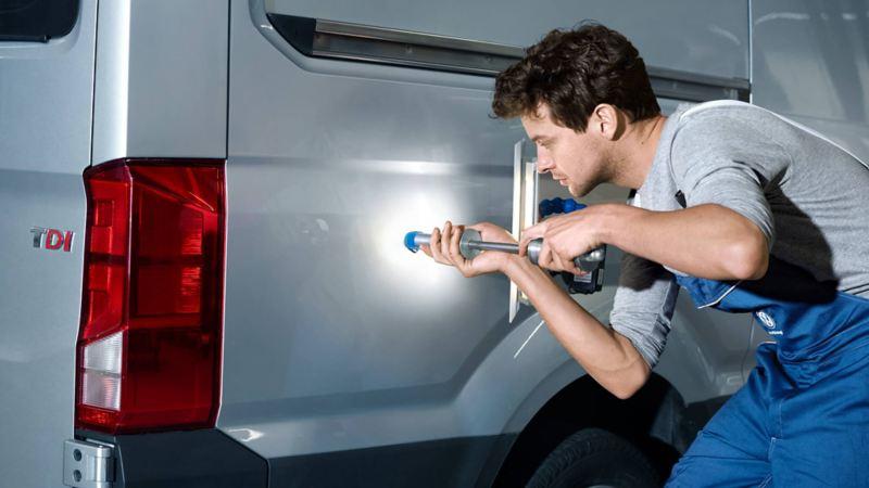 Servicio de reparación de vehículos