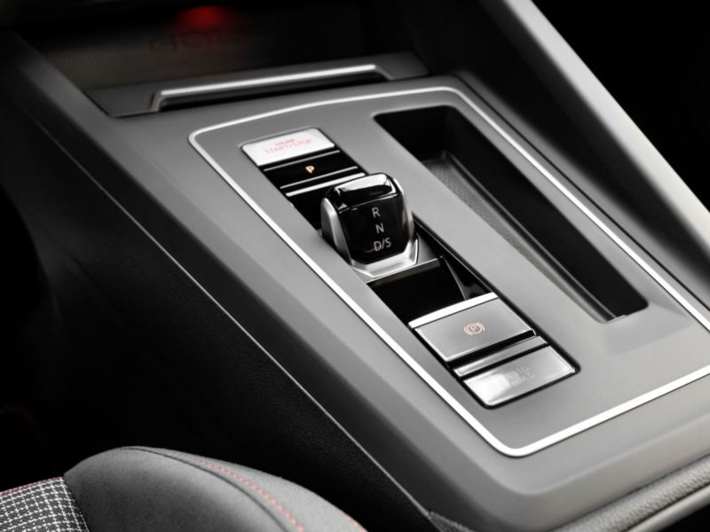 The new Golf GTI shift-by-wire system