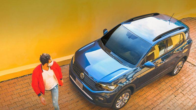 T-Cross 2020 - Estrena una camioneta familiar en las ofertas de julio de VW México