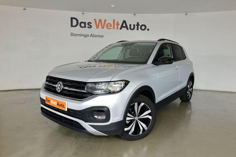 Volkswagen t-cross de ocasión