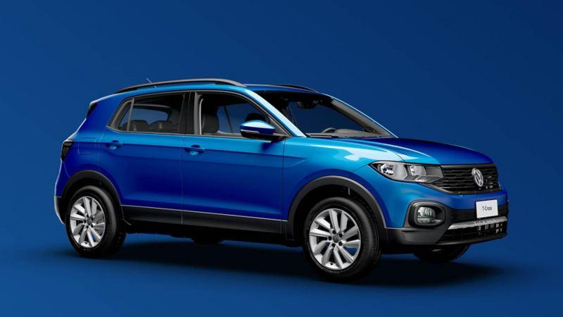 Volkswagen T-Cross en promoción por Buen Fin 2020. Conoce el precio de oferta del SUV compacto.