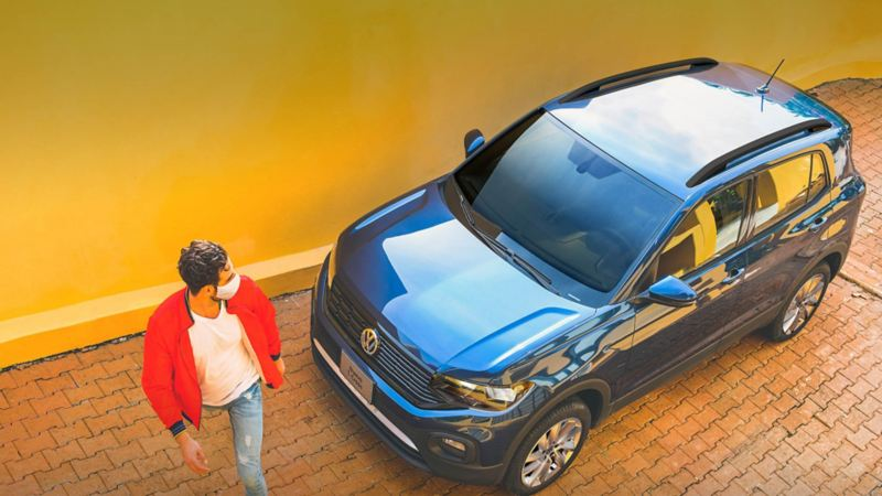 Conoce el precio de T-Cross en las promociones de junio de Volkswagen México