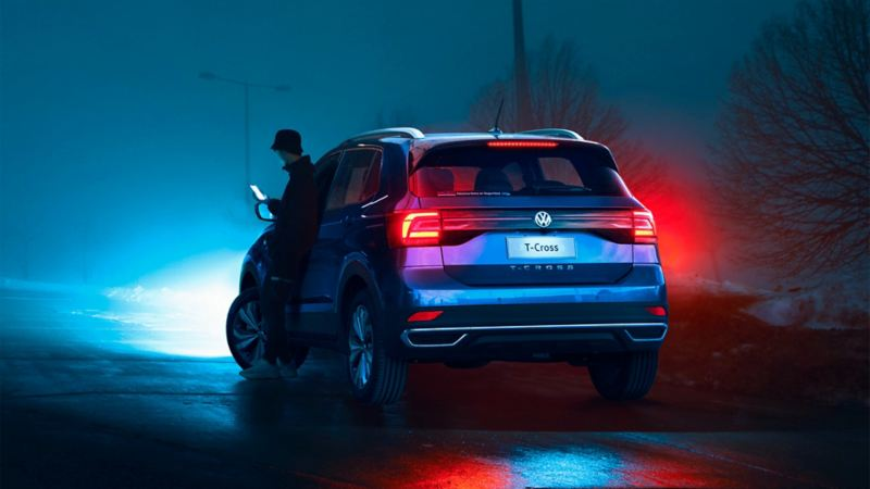 Compra un T-Cross y cumple tus propósitos de Año Nuevo con Volkswagen