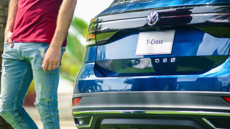 T-Cross de Volkswagen, el SUV seguro con 5 estrellas de LATIN-NCAP