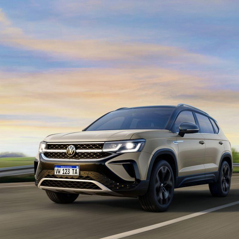 Volkswagen taos world premiere