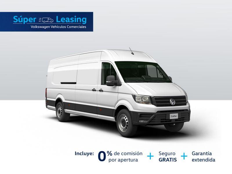 Promoción VW Crafter 2020 super leasing