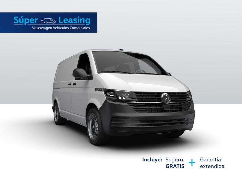 Promoción VW Transporter 2021 super leasing