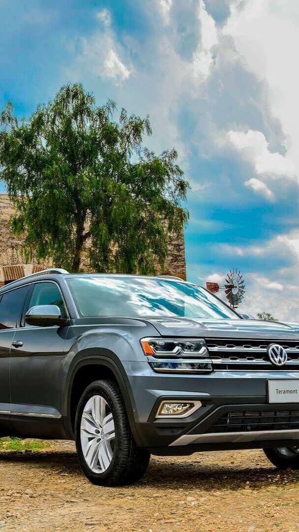 Teramont 2019 Volkswagen -  Camioneta de lujo