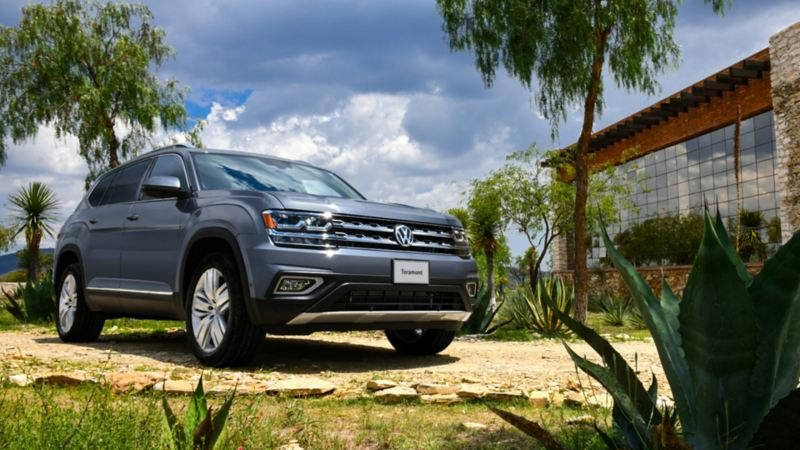 Cuál es el origen del nombre de Teramont, el SUV de VW México