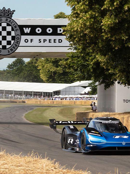 Volkswagen ID.R al Goodwood Festival of Speed