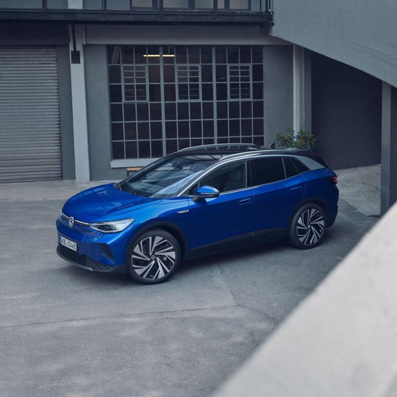 Volkswagen ID.4 auto elettrica