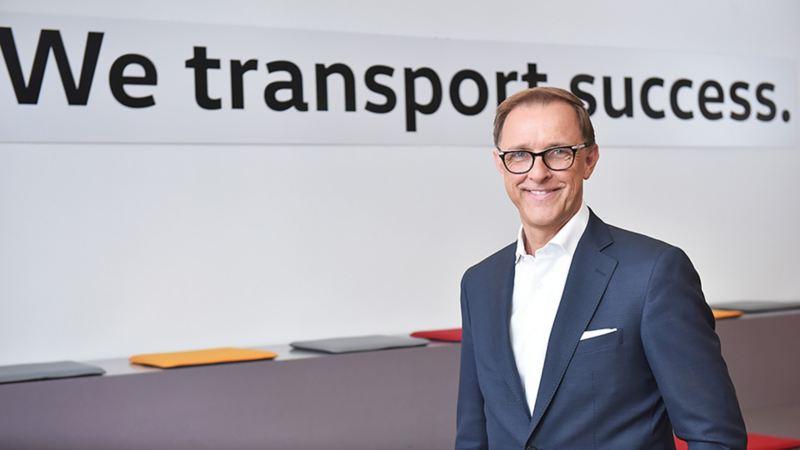 Thomas Sedran på Volkswagen