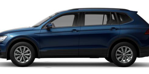 Tiguan 2020 - SUV Volkswagen a precio accesible con cupón de descuento por Buen Fin 2020