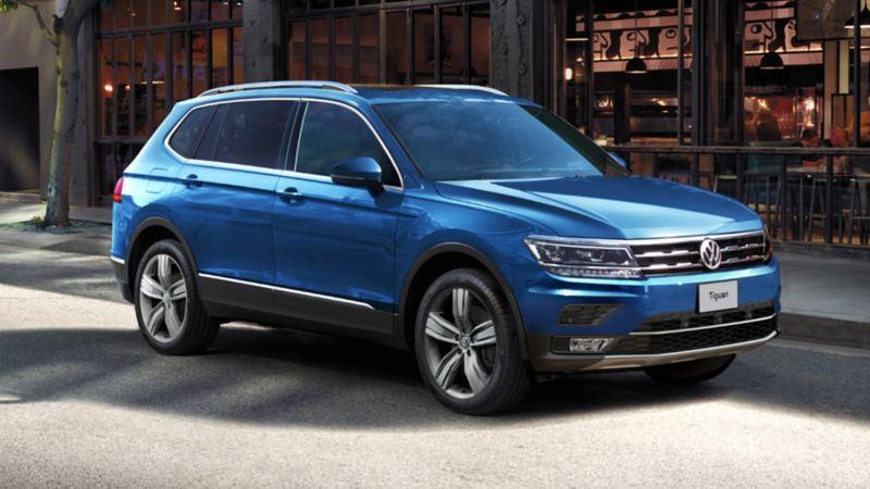 Tiguan 2021 - Camioneta familiar producida en planta de Volkswagen México