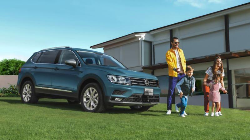Tiguan Edición Limitada el SUV de Volkswagen, uno de los mejores SUVs del 2019