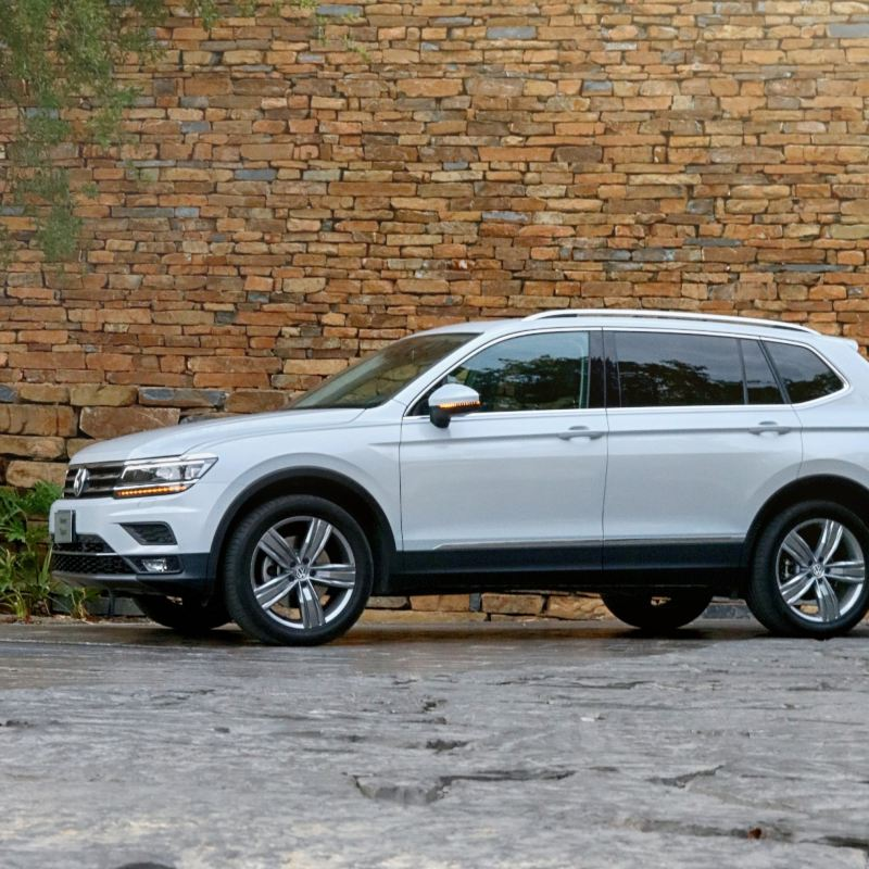 Tiguan, el SUV familar más vendido en 2019 por la marca de autos Volkswagen México