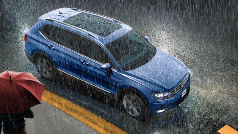 Tiguan - SUV familiar de Volkswagen con cajuela amplia y consumo de gasolina eficiente