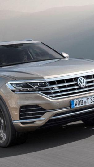 """Volkswagen Touareg zdobywa tytuł """"Auto roku 2019"""" w konkursie """"Rzeczpospolita Moto Awards"""""""