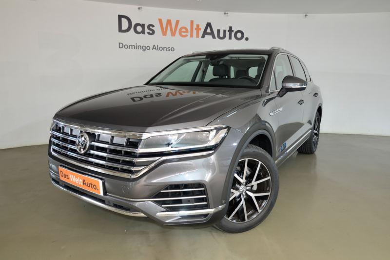 Volkswagen Touareg de Ocasión