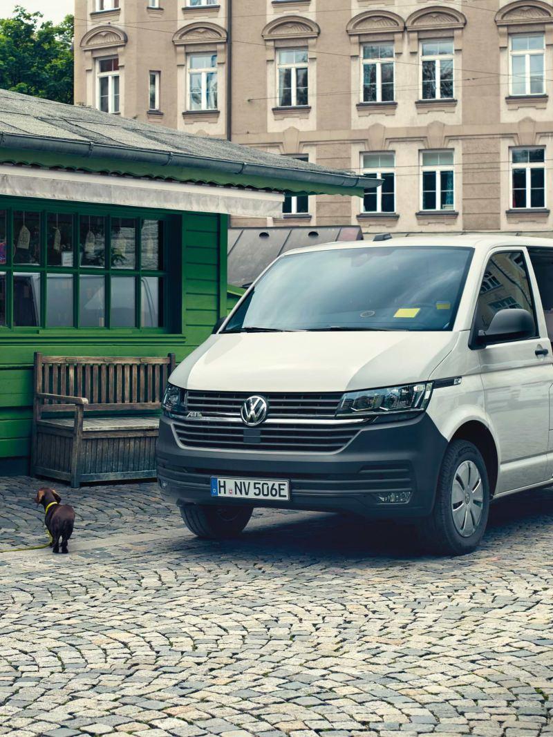 VW e-Transporter ABT volkswagen Utilitaires électrique