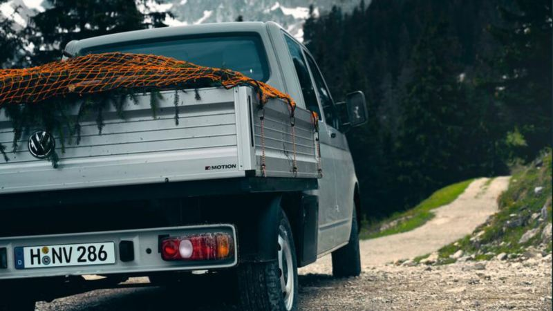 transporter 6.1 double cab workhorse