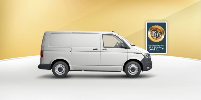 Volkswagen T6.1, la Van más segura