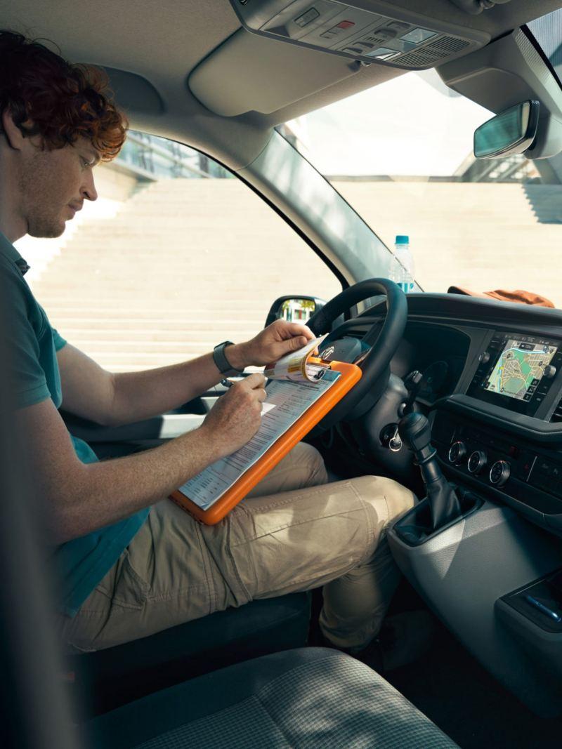 Equipamiento eléctrico VW Transporter 6.1