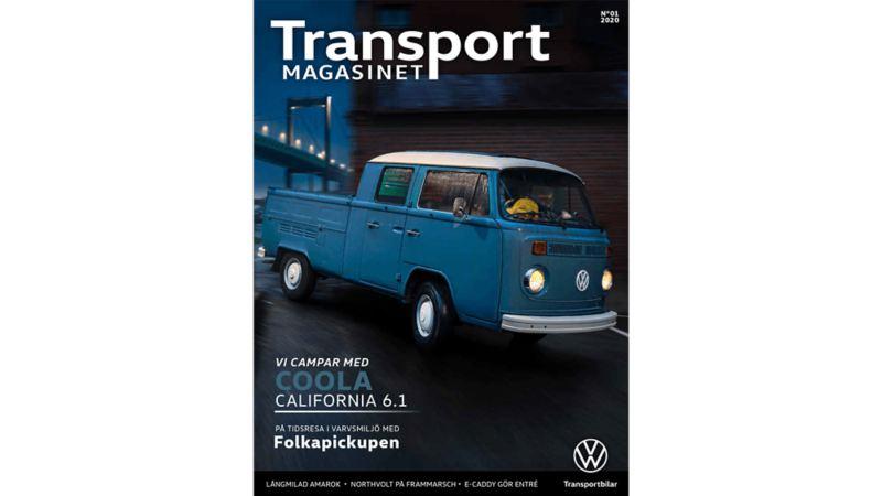 Transportmagasinet nummer 1 2020