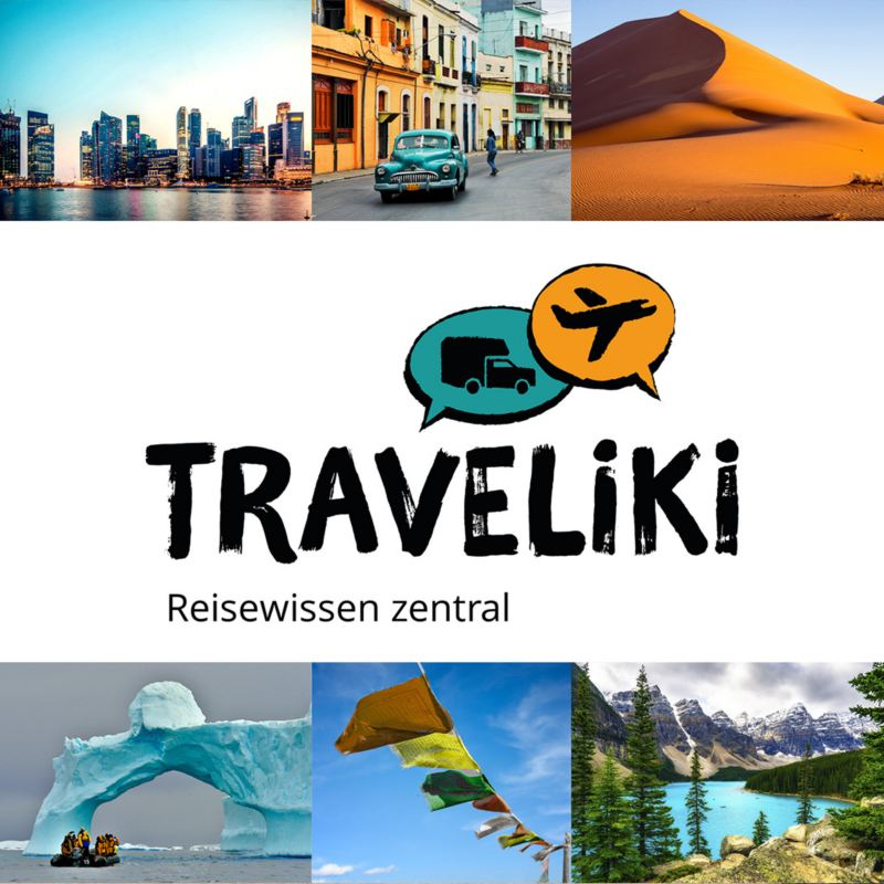 Traveliki Logo