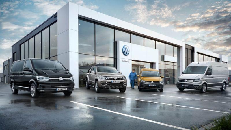 Concesionarios Volkswagen Unidades Móviles de Servicio