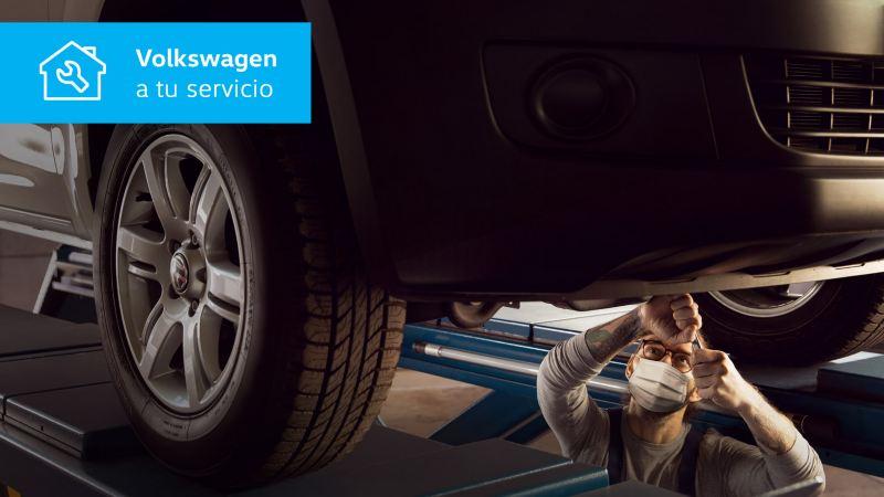 Servicios Postventa Volkswagen Vehículos Comerciales